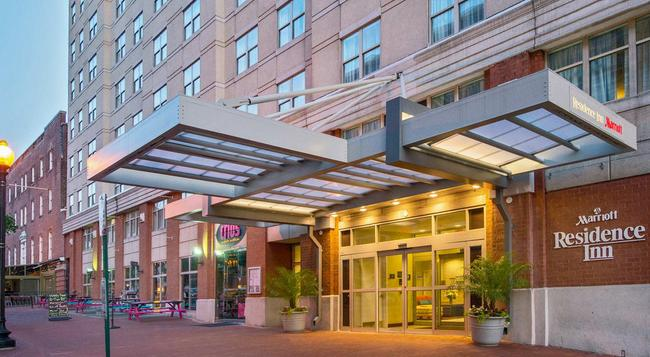 Residence Inn by Marriott Washington DC Dupont Circle - Washington - Building
