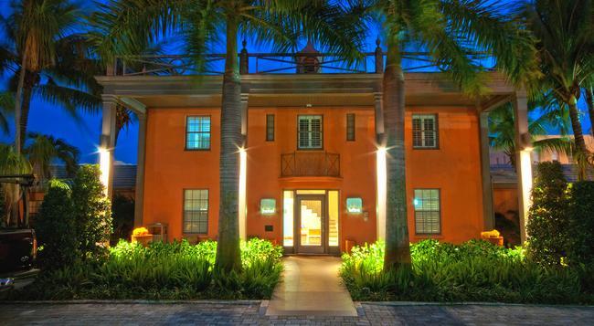 Hotel Biba - West Palm Beach - Building