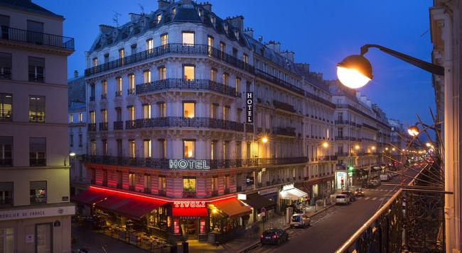 Excelsior Opera - Paris - Building