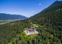 Landhotel & Berggasthof Panorama - Garmisch-Partenkirchen - Outdoor view