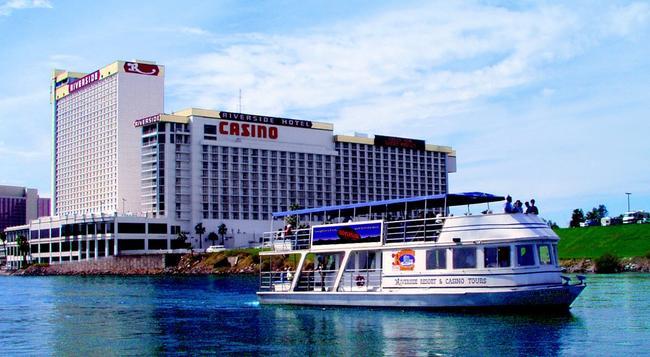 Riverside Resort Hotel & Casino - Laughlin - Building