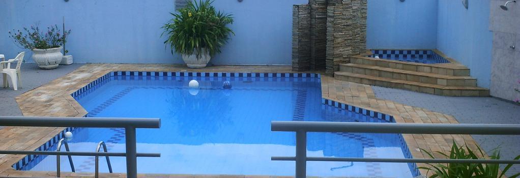 Hotel Cassino - Foz do Iguaçu - Pool