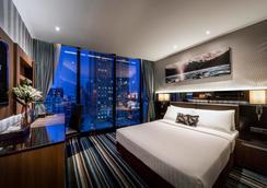 The Continent Bangkok by Compass Hospitality - Bangkok - Bedroom
