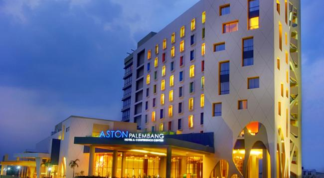 Aston Palembang Hotel & Conference Center - Palembang - Building