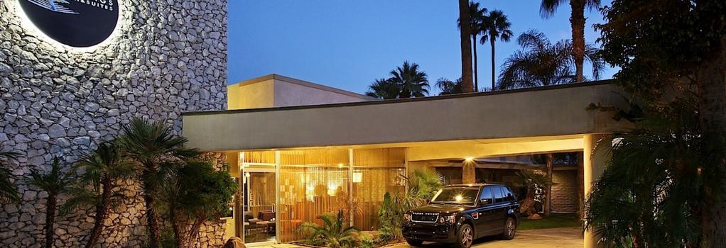 7 Springs Inn & Suites - Palm Springs - Building