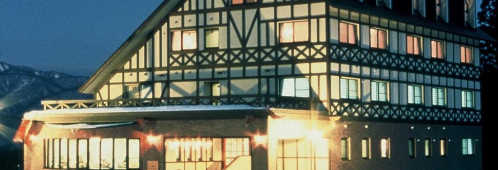 Hakuba Yamano Hotel - Hakuba - Building
