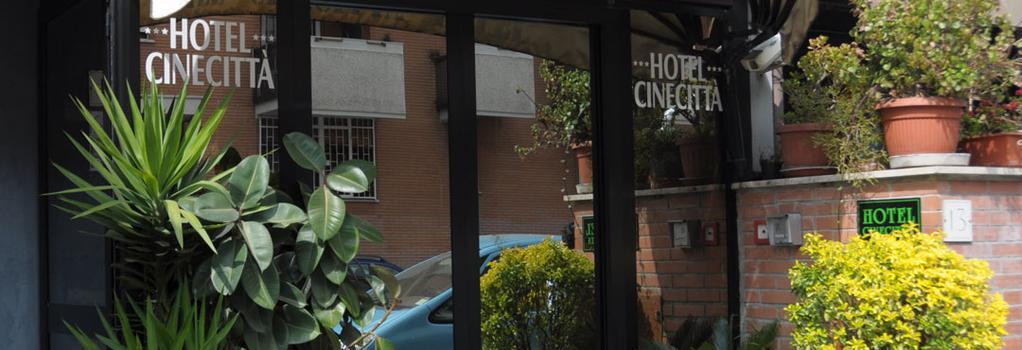 Hotel Cinecittà - Rome - Building