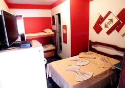 Pousada Praiamar - Cabo Frio - Bedroom
