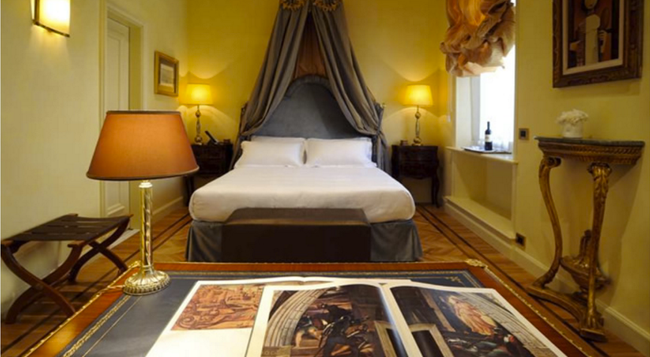 Hotel Villa Duse - Rome - Bedroom