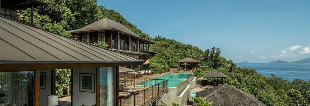 Four Seasons Resort Seychelles - Mahe Island - Building