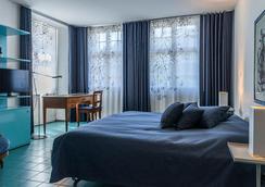Hotel Hofgarten - Lucerne - Bedroom