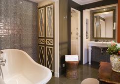 Hôtel Des Grands Hommes - Paris - Bedroom