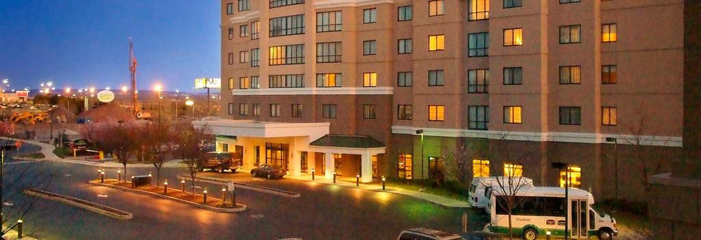 Courtyard by Marriott Newark Elizabeth - Elizabeth - Building