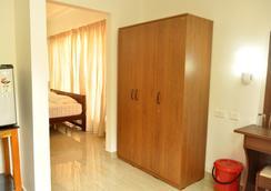 Lilypad Resort - Varkala - Bedroom