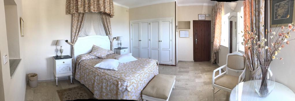 Hotel Mamabels - Mojacar - Bedroom
