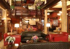 Hotel Boulderado - Boulder - Lobby