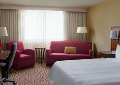 Dallas Fort Worth Airport Marriott - Irving - Bedroom
