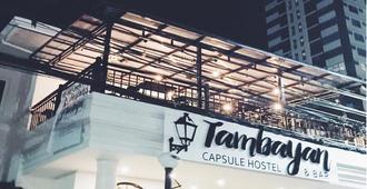 Tambayan Capsule Hostel - Manila - Building