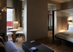 Omm - Barcelona - Bedroom