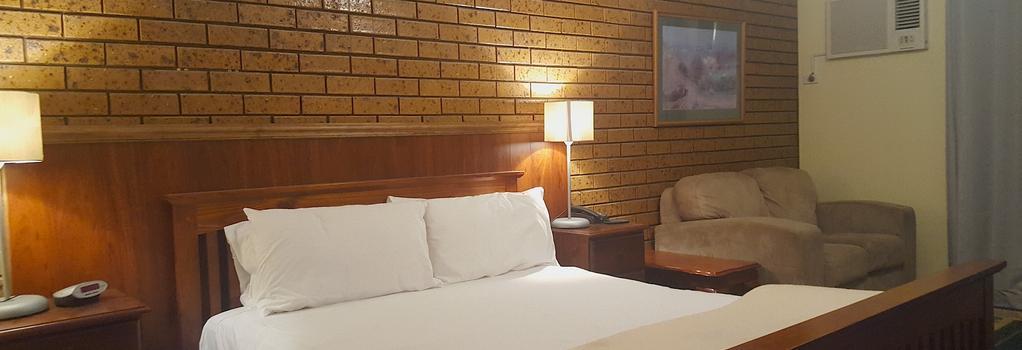 Cardigan Lodge Motel - Ballarat - Bedroom