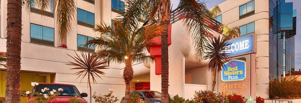 Best Western Plus Suites Hotel - Inglewood - Building