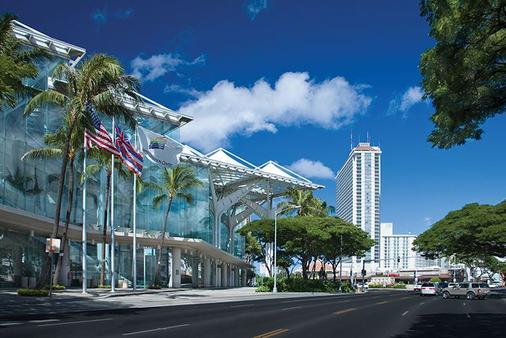 Ala Moana Hotel By Lsi Resorts - Honolulu - Building