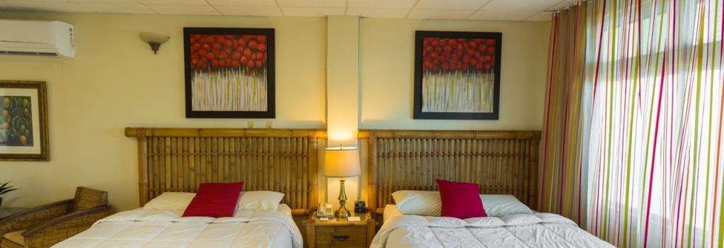 Villa Cofresi Hotel - Rincon - Bedroom