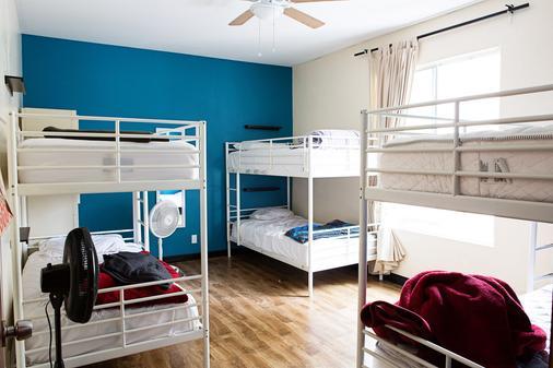 Walk of Fame Hostel - Los Angeles - Bedroom