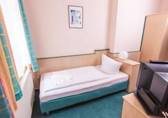 Hotel-Pension Odin - Berlin - Bedroom