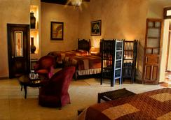 Hotel Aurora - Antigua - Bedroom