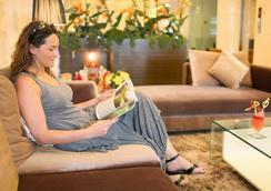 Sanouva Saigon Hotel - Ho Chi Minh City - Lobby