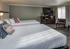 The Palo Alto Inn - Palo Alto - Bedroom