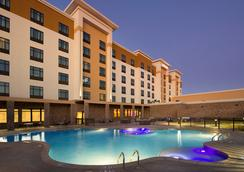 Courtyard By Marriott Dallas Dfw Airport North-grapevine - Grapevine - Pool