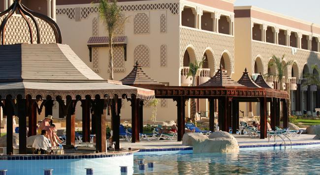 Sentido Mamlouk Palace Resort - Hurghada - Building