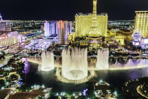 Bellagio - Las Vegas - Outdoor view