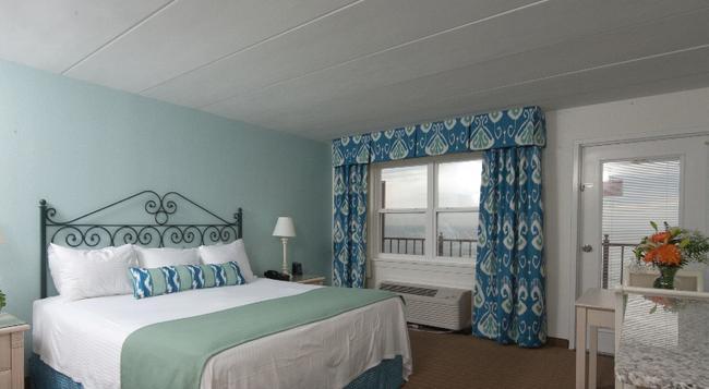 Dunes Manor Hotel & Suites - Ocean City - Bedroom
