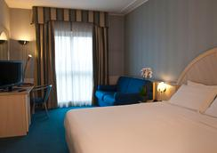 CDH Hotel Villa Ducale - Parma - Bedroom