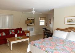 Sunshine Island Inn - Sanibel - Bedroom
