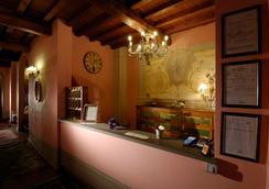Locanda San Barnaba - Scarperia e San Piero - Front desk