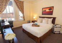 Hotel 32One - San Francisco - Bedroom