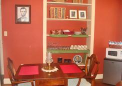 Tillie Pierce House Inn - Gettysburg - Restaurant