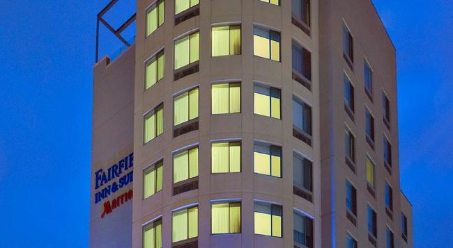Fairfield Inn and Suites by Marriott New York Brooklyn - Brooklyn - Building
