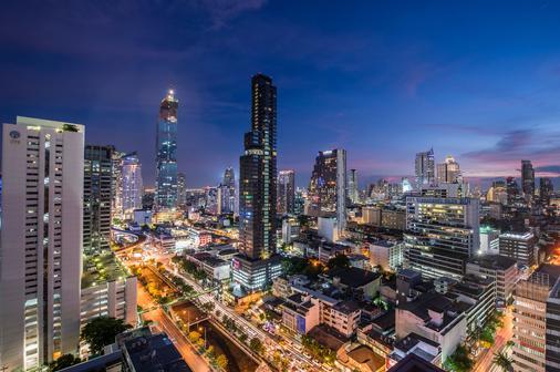 Amara Bangkok - Bangkok - Outdoor view