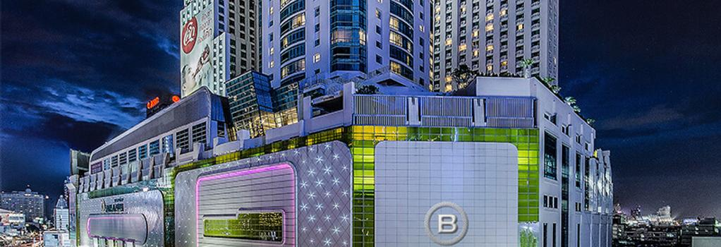 The Berkeley Hotel Pratunam - Bangkok - Building