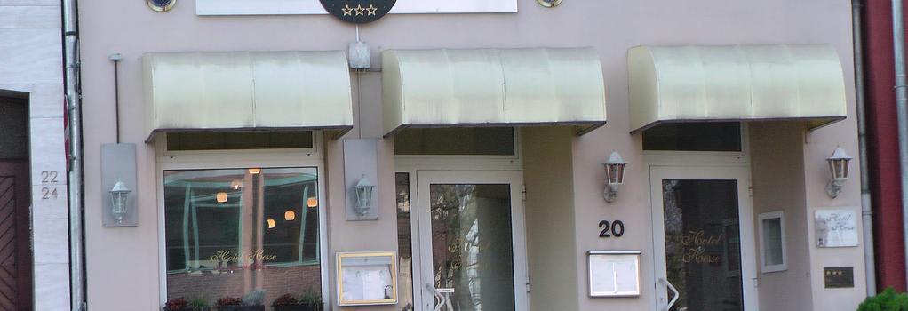 Hotel Hesse - Aachen - Building