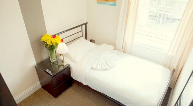 New Market House - London - Bedroom