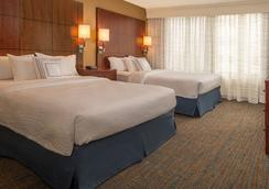 Residence Inn by Marriott Bethesda Downtown - Bethesda - Bedroom