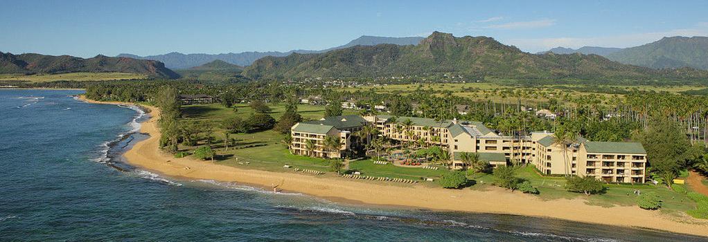 Courtyard by Marriott Kauai at Coconut Beach - Kapaa - Building