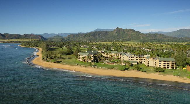 Courtyard by Marriott Kauai at Coconut Beach - Kapaa - Building