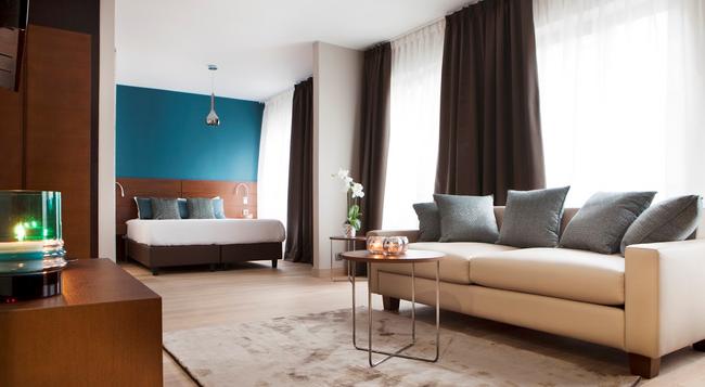 Residence Agenda - Brussels - Bedroom
